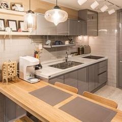 요리하는게 즐거워지는 공간,  모든 음식이 맛있어지는 공간
