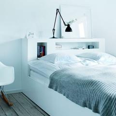선반과 침대 :)