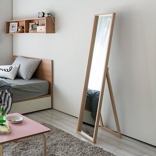 [자취특가] [쿠폰할인] 마리에 1500 스탠드 전신거울 4colors