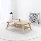 [기간한정] 원목 접이식 좌식 테이블 3종 택1