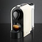 U C50 퓨어 크림 커피머신기