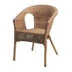 AGEN 라탄 의자