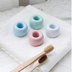 고급 도자기 칫솔꽂이 디자인과 청결함을 함께 다양한 색상을 선택하세요