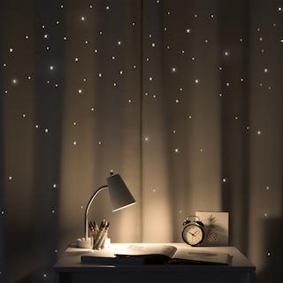 [1+1] 디망쉬스타 펀칭 암막커튼 7colors (창문형/긴창형)