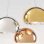 Lamp Fly Metalic