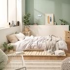어메이징 원목 침대깔판(매트리스 선택)
