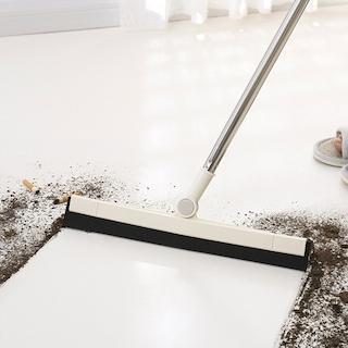 먼지날림없는 빗자루 매직비