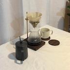 [우드커니 주문제작] 핸드드립 스탠드, 커피메이커