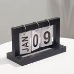 다네코 코리아 인테리어 달력 만년달력 탁상 만년 캘린더 2colors