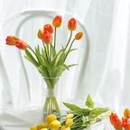 봄의상징 튤립 조화_3colors