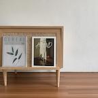 [기간한정] 케인 매거진랙 사이드테이블(케인협탁)