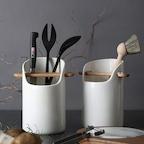 [비모토리빙X폴라앳홈] 툴버켓 / 주방도구와 사무용품정리를 깔끔하고세련되게♥