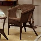 벨리아 라탄 1인 의자 2colors