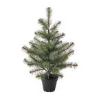 FEJKA 페이카인조식물 실내외겸용 크리스마스 트리 12cm