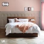 [할인쿠폰] D2178B. 뷰티레스트 플로럴. 라지킹 침대