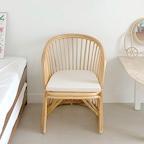 [기간한정] 어기 라탄 의자 2colors (성인/아동 겸용)
