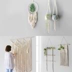 플랜테리어! 드림캐쳐&마크라메&공기정화식물