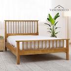 [기간한정] 고무나무 원목 앤나이트 침대 SS/Q