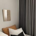 호텔암막커튼-무드(4color,사이즈맞춤제작)