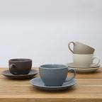 홈카페 모던 매트 커피잔 찻잔세트 / 감성 그릇