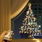 크리스마스 벽트리 만들기 세트