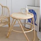 소호 라탄 테이블