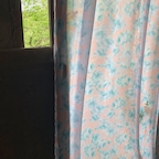dreamy floral fabric
