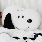 스누피 얼굴 쿠션 모음 /3가색상/35*35/42*29