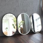 모던 원형 /타원형 프레임 거울 모음전