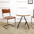 세스카 체어 카페 라탄인테리어 디자인 철제의자