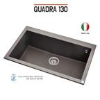 수입싱크볼/이탈리아싱크볼/QUADRA130 SET