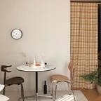 오로라 옐로우 커튼