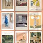 나의 사적인 그림 전시 포스터 150종