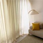 [공구마감/품절] natural linen curtain