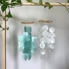 핸드메이드 자개모빌 썬캐쳐 2colors