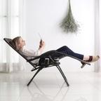 접이식 캠핑 리클라이너 의자