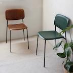 해넌 체어 / 카페 식탁 원목 의자 5 color
