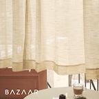 마벨 내추럴 린넨st 커튼 (창문형/긴창형) 3colors