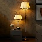 뉴엘리시아 램프세트(테이블+플로어/전구불포)