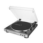 공식수입 AT-LP60X 자동벨트 드라이브 턴테이블