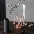 육각 LED 조명 스탠드