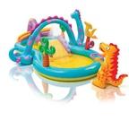 다이노랜드 디노랜드 공룡 악어풀장 유아 어린이 풀장 물놀이 베란다 워터파크