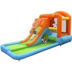 물놀이 안전 미끄럼틀 코끼리 바운스 에어바운스 9049
