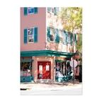 USA_alexandria old town #1 poster