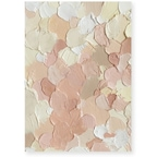 acrylic touch poster_pink beige 2size