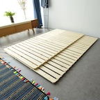 [단독특가] 접이식 삼나무 저상형 침대깔판 원목깔판 6size