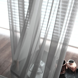 [무료배송] 호텔식 쉬폰커튼 1+1 3colors