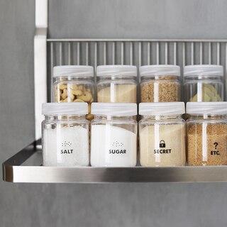 아기젖병 소재 DIY 양념통 & 골드디자인 양념통 3/4종 SET