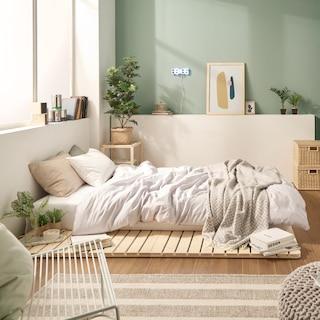 [게릴라특가] 어메이징 원목 침대깔판&매트리스 모음전