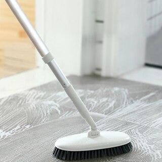 프리미엄 알로이360 길이조절 밀대 청소 솔 욕실 타일 바닥청소